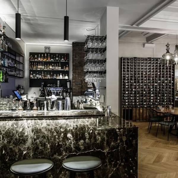 Apotek Hotel - bar