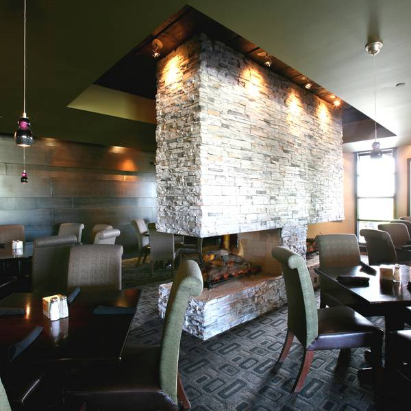 Sandman Calgary Airport - restaurant