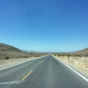 Las Vega naar Death Valley - Dag 13 - Foto