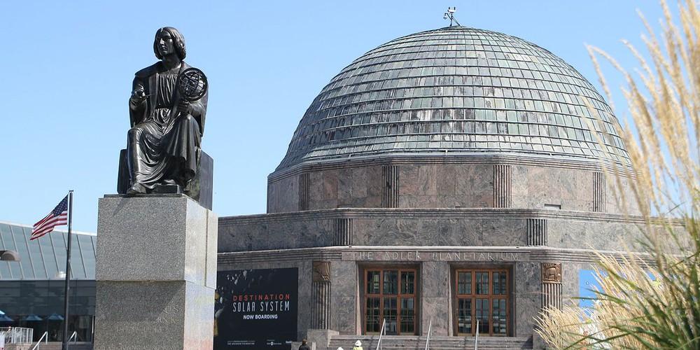 Adler Planetarium - Chicago - Illinois - Doets Reizen