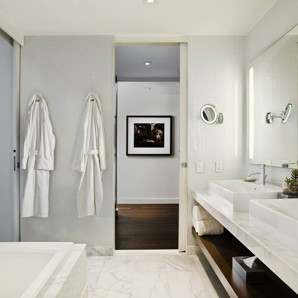 Thompson Hotel Toronto - badkamer
