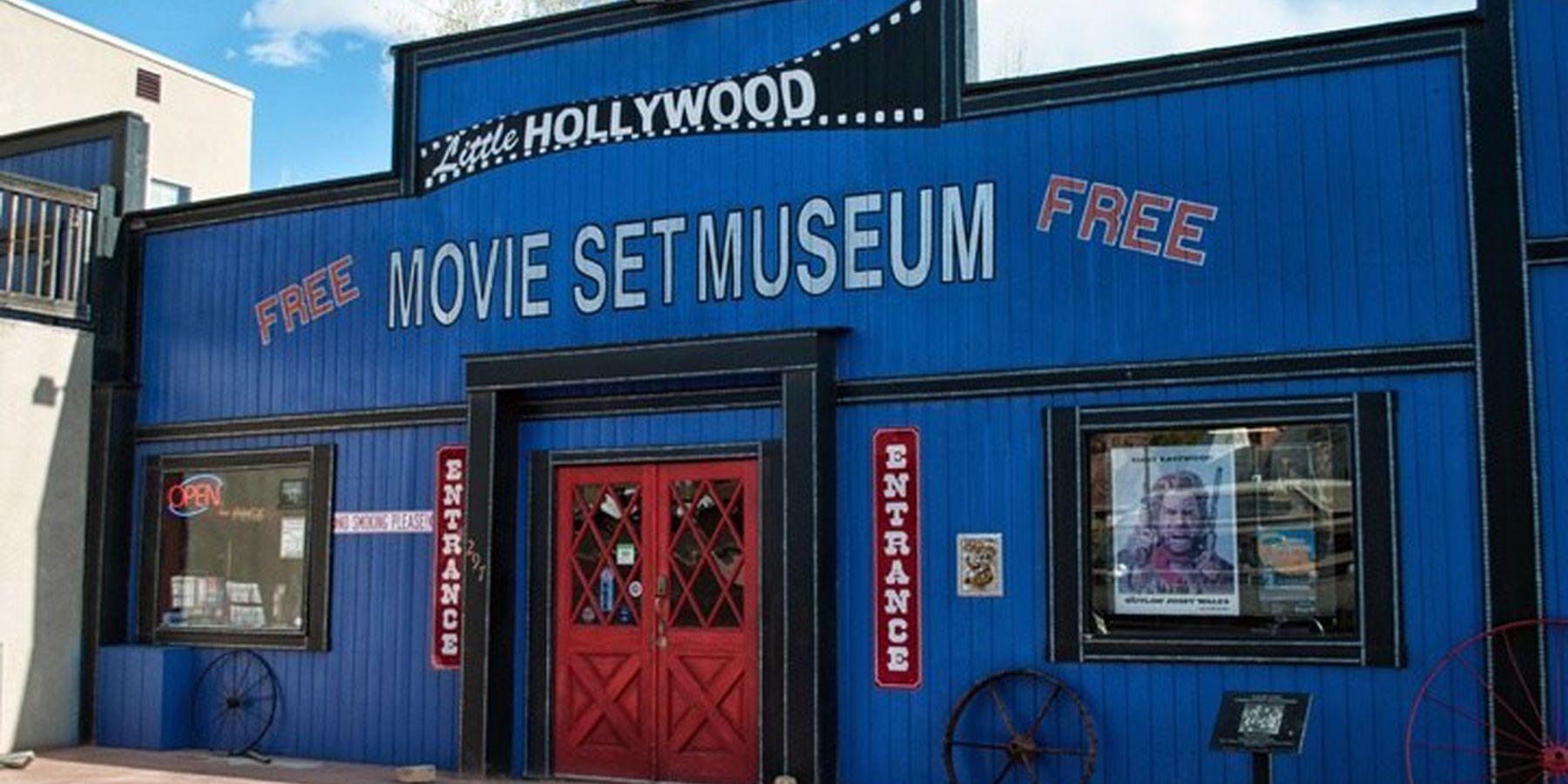 Little Hollywood Movie Museum - Kanab - Utah - Doets Reizen