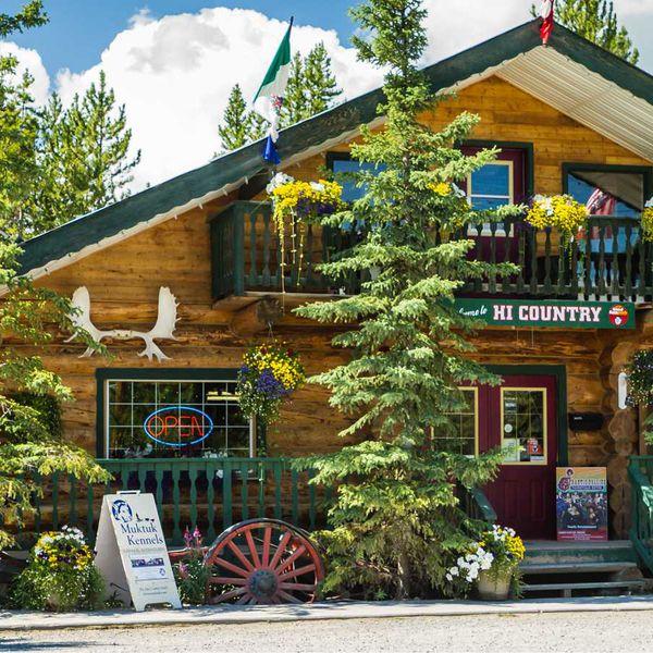 Hi Country RV Park, gift shop