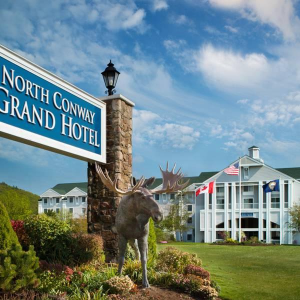 North Conway Grand Hotel - aanzicht1
