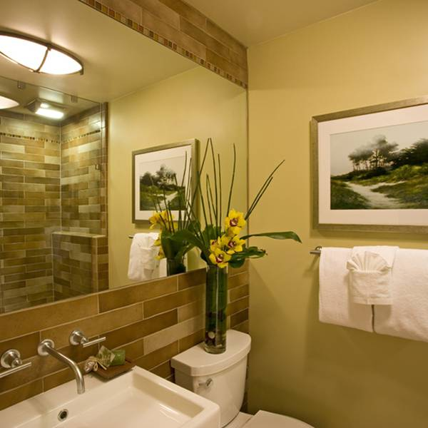 Hotel Abrego - bathroom