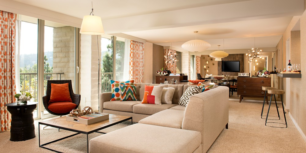 The Garland - The James Suite - Hollywood - California - Amerika - Doets Reizen