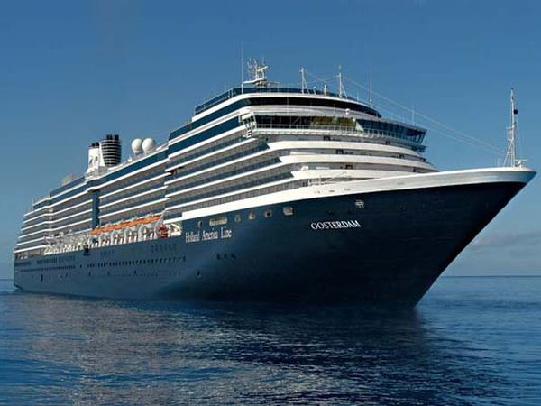 ms Oosterdam - Holland America Line - Cruisevakantie - Doets Reizen