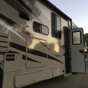 Route van Las Vegas tot Bakersfield - Dag 10 - Foto