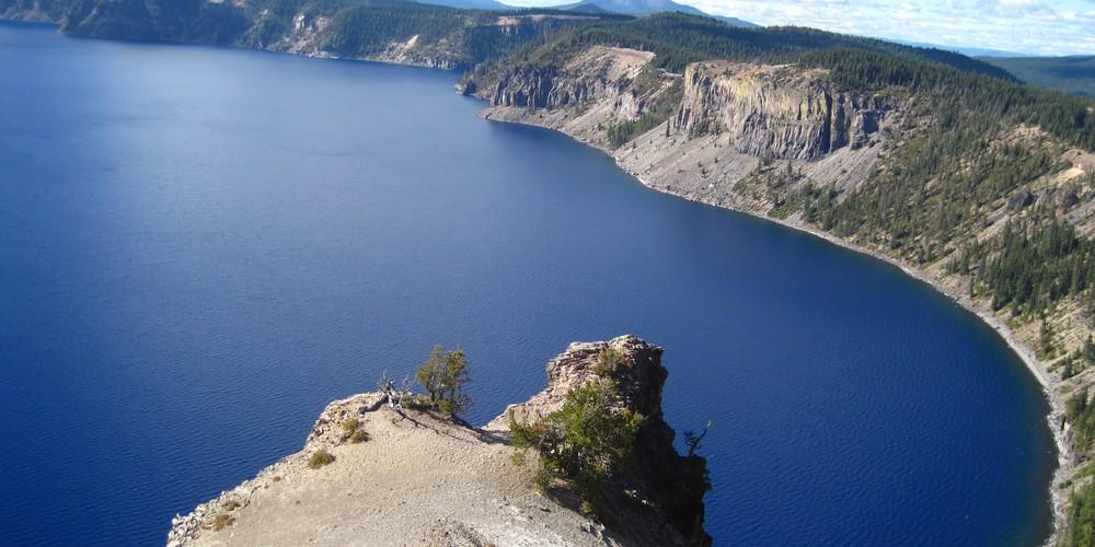Crater Lake NP, Oregon