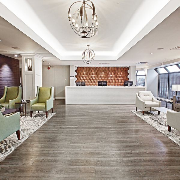 Best Western Cairn Croft Hotel - lobby