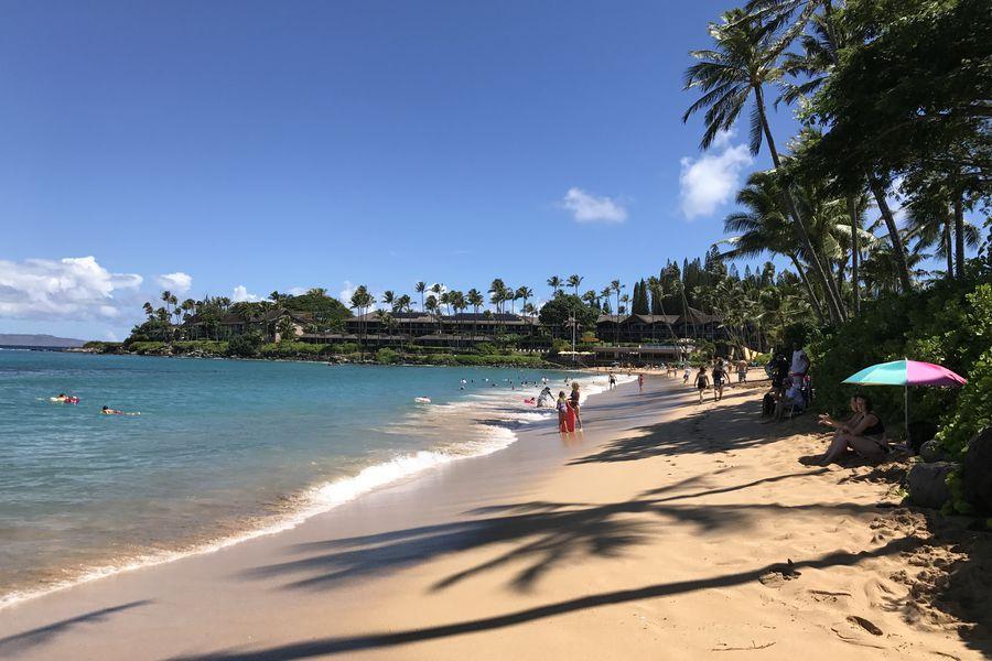 Big Beach - Maui - Hawaii - Doets Reizen