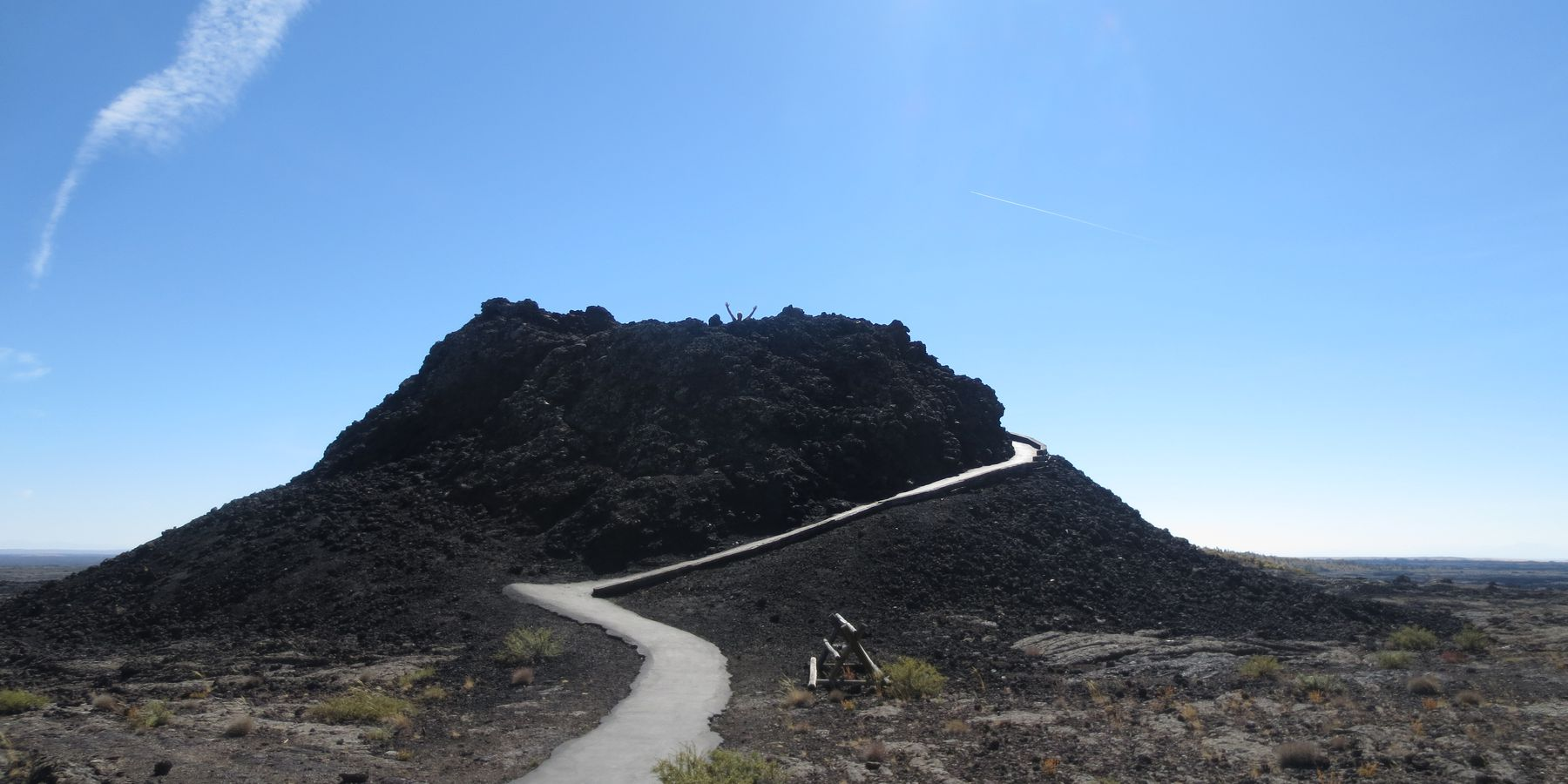 Craters of the Moon National Monument - Idaho - Amerika - Doets Reizen