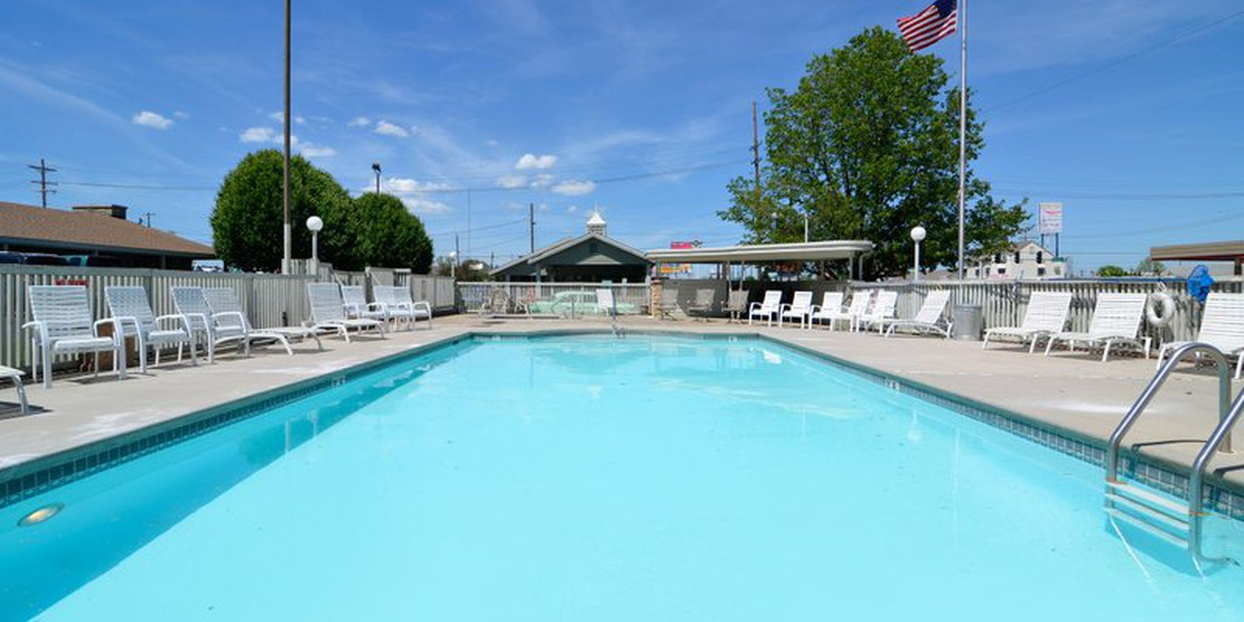 Best Western Route 66 Rail Haven - pool