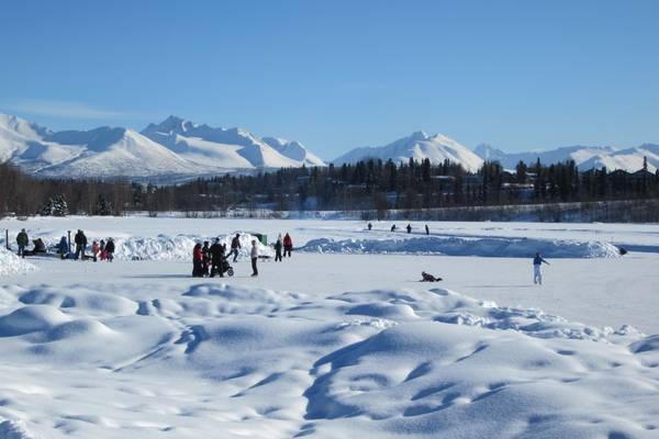 Wintersport - Alaska - Amerika - Doets Reizen