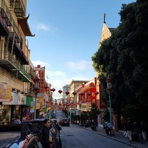 Naar San Fransisco - Dag 17 - Foto