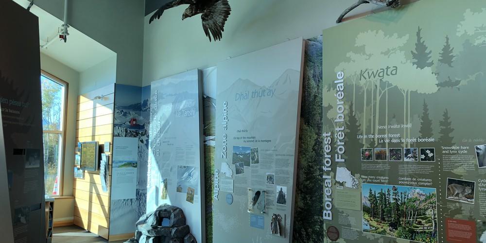 Da Ku Cultural Centre - Haines Junction - Yukon - Canada - Doets Reizen