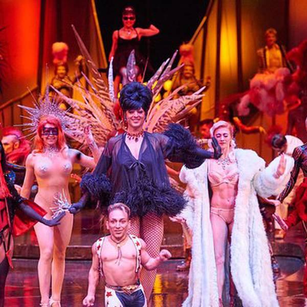 Zumanity - Cirque du Soleil - Theatershow - Las Vegas - Nevada - Doets Reizen