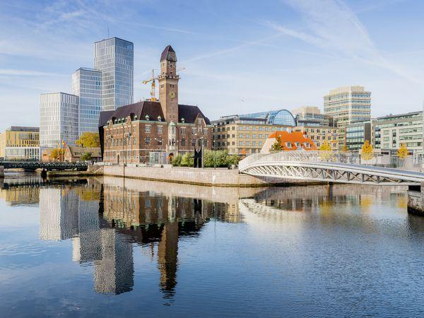 Malmö Skyline - Doets Reizen - Vakantie in Zweden- Visit Sweden