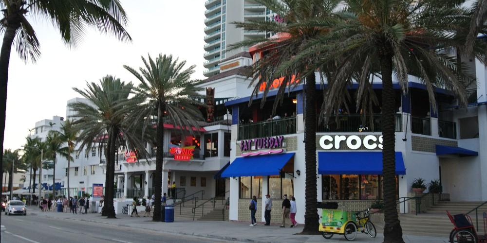 Las Olas Boulevard - Fort Lauderdale - Florida - Doets Reizen