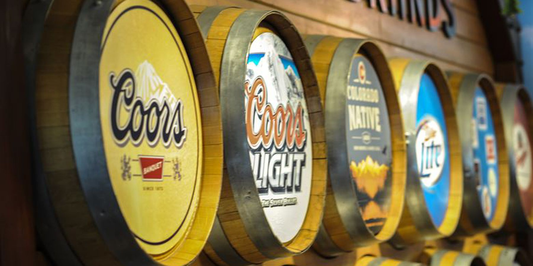 Coors Brewing Company - Denver - Colorado - Doets Reizen