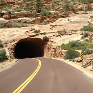 Van Bryce Canyon naar Zion National Park - Dag 16 - Foto