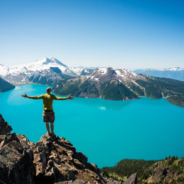 Garibaldi Lake - Whistler - British Columbia - Canada - Doets Reizen