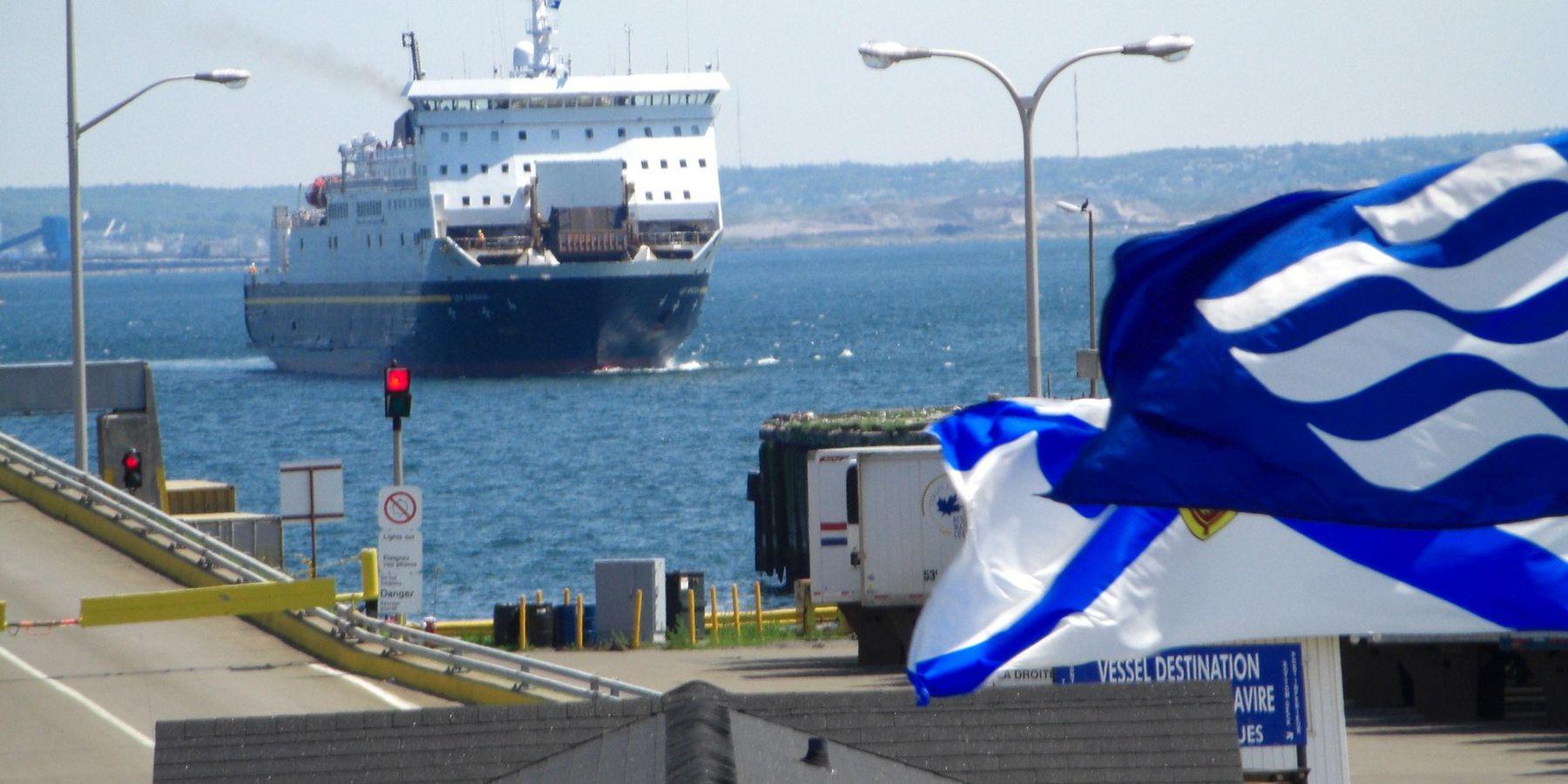 Ferry Newfoundland & Labrador - Canada - Doets Reizen