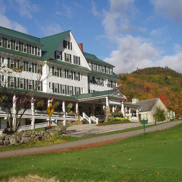 Eagle Mountain House - exterior