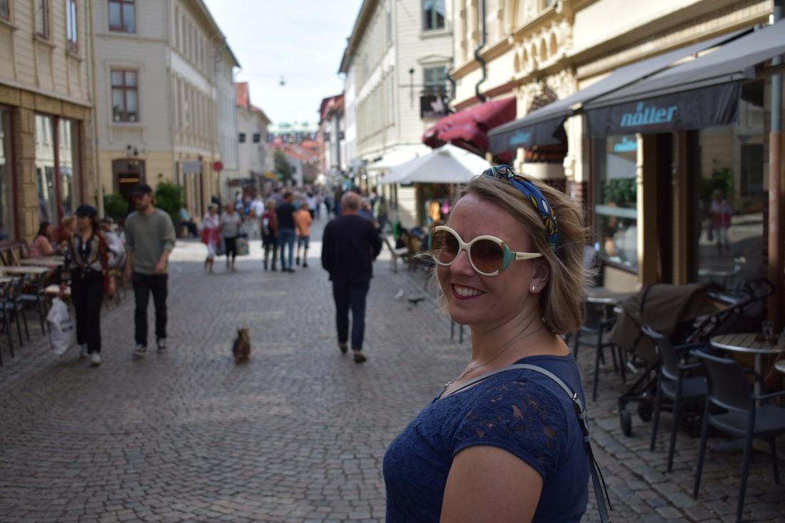 Anouk Gortzak in Zweden - Doets Reizen - Vakantie Zweden - Toerisme