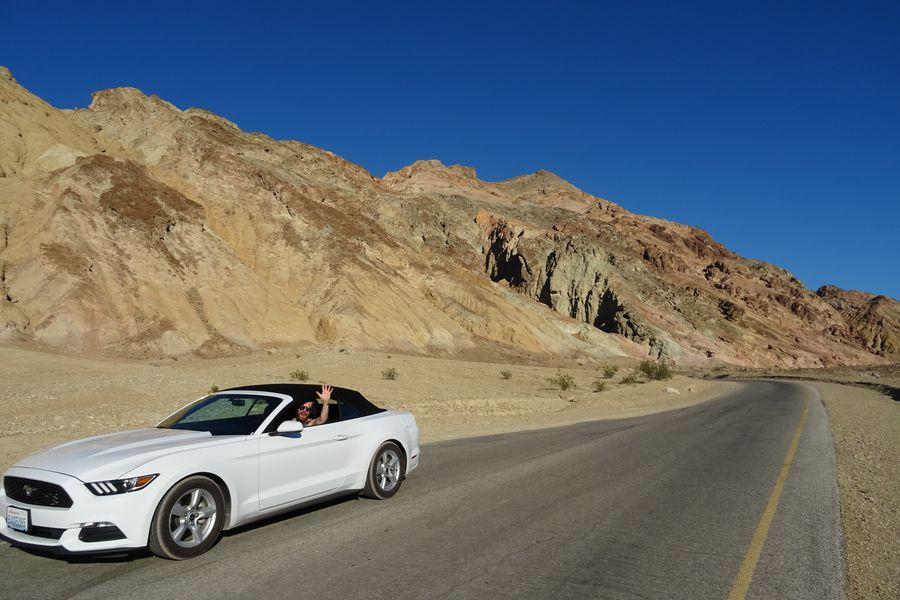 Dead Valley - California - Amerika - Doets Reizen
