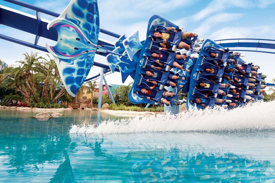 SeaWorld - Orlando - Florida - Doets Reizen