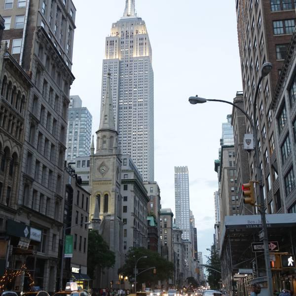 Empire State Building - New York - Doets Reizen