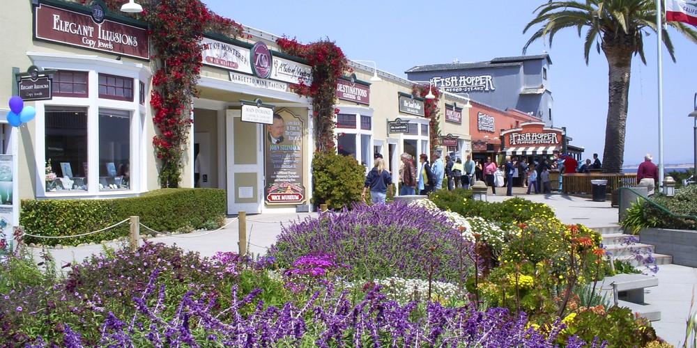 Monterey - California - Amerika - Doets Reizen