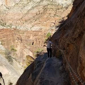 Zion National Park - Dag 13 - Foto