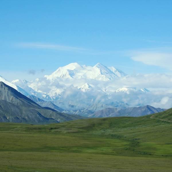 Mount Denali - Denali National Park - Alaska - Doets Reizen