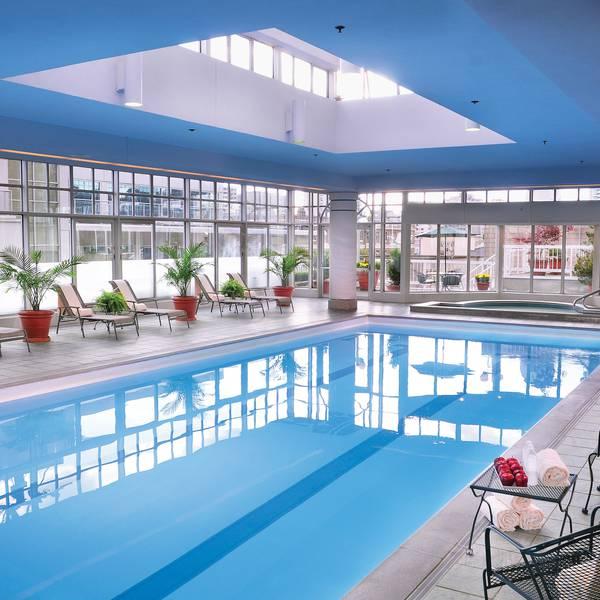 Fairmont Vancouver Hotel - Zwembad