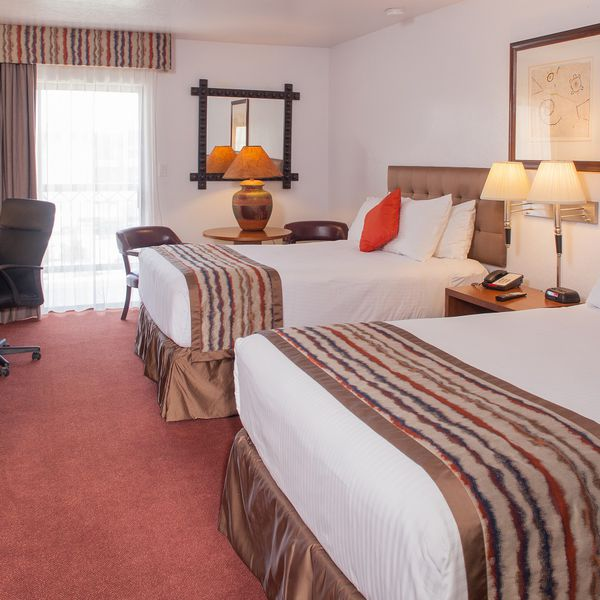 Grand Canyon Plaza Hotel - room