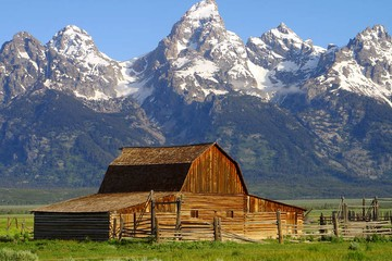 Grand Teton National Park - Wyoming - Doets Reizen