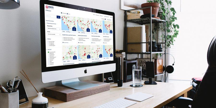 Online boeken bij Doets Reizen