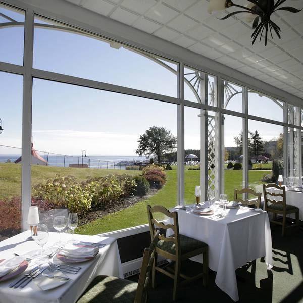 Hotel Tadoussac - restaurant