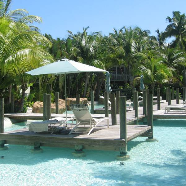 Cheeca Lodge - zwembad