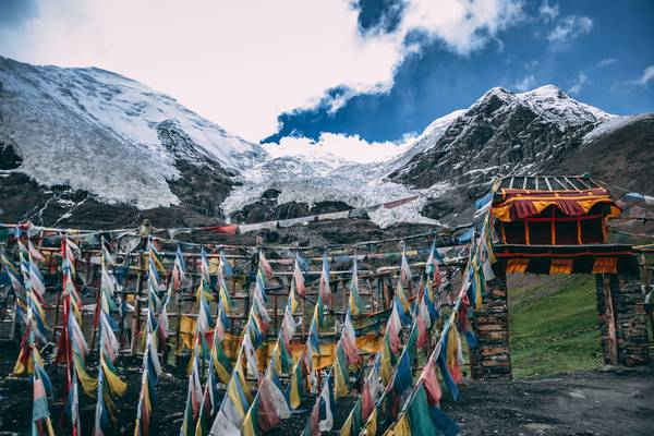 Mount Everest - Tibet - China - Doets Reizen