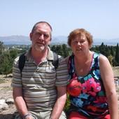 Klaas en Wilma Schenk