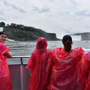 Dag 9 – Niagara Falls en 'Ontario Wineries' op weg naar Toronto - Dag 9 - Foto