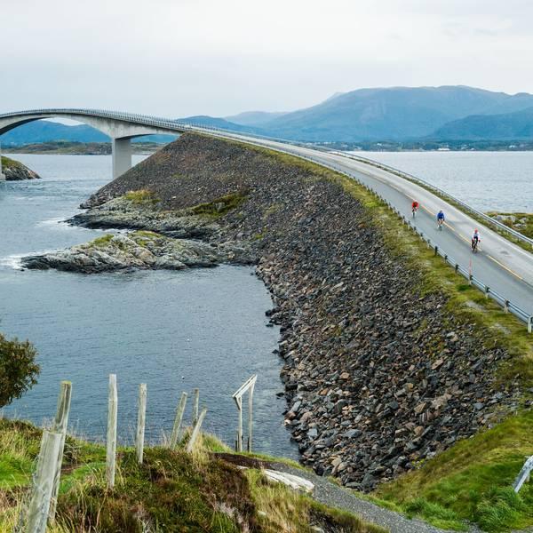 The Atlantic Road - Doets Reizen - Vakantie Noorwegen - VisitNorway