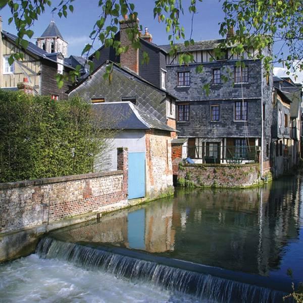 Pont Audemer Normandie Doets Reizen - credits to Office du Tourisme de Pont Audemer Val de Risle (2)
