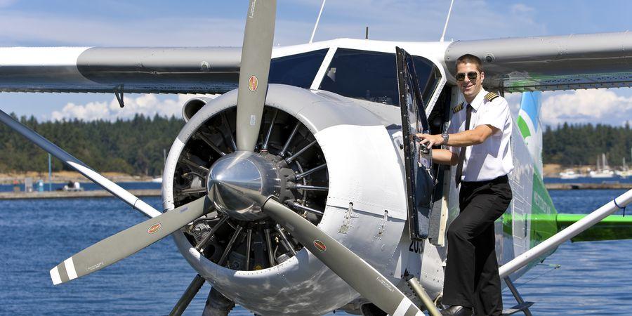 Watervliegtuig Vancouver - British Columbia - Canada - Doets Reizen