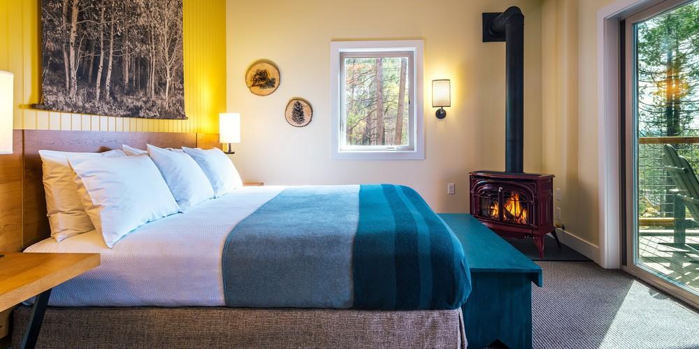Rush Creek Lodge - Yosemite National Park - Doets Reizen