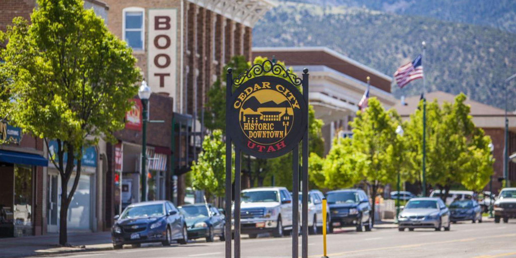 Cedar City - Utah - Doets Reizen