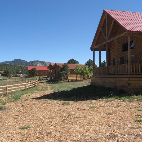 Zion Mountain Ranch - aanzicht 2